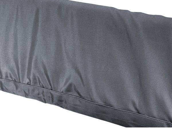 Pehmustettu sängynlaidansuoja