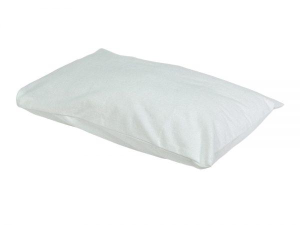 tyynynsuoja kosteussuojalla
